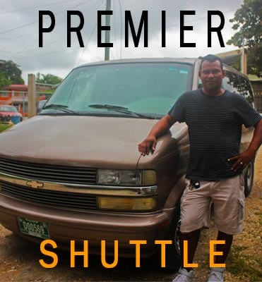 premier shuttle