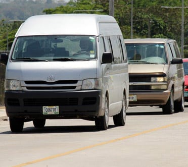 belize shuttle transportation